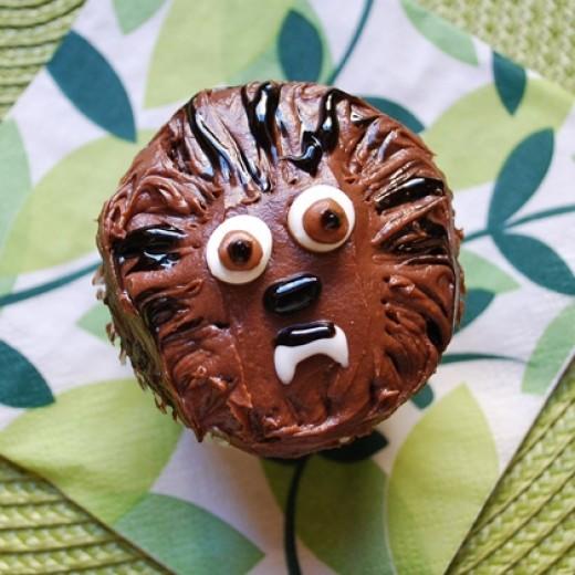 Chocolate Chewbacca Www Dunmorecandykitchen Com: Star Wars Party Ideas And Free Downloads