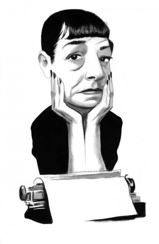 Dorothy Parker Abstract Art