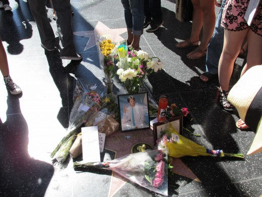 Robin Williams' Memorial on the Walk of Fame