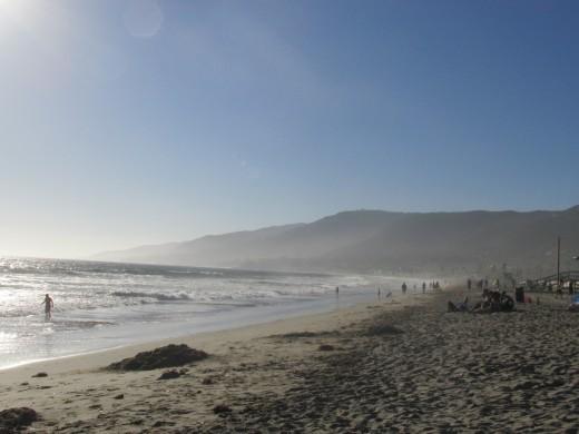 Zuma Beach, Malibu