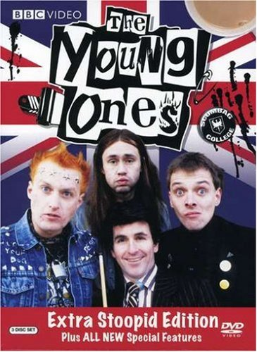 The Young Ones: British TV comedy