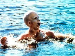 """Jason"" as a kid drowning"