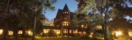 Belhurst Castle Haunted Places in Upstate New York