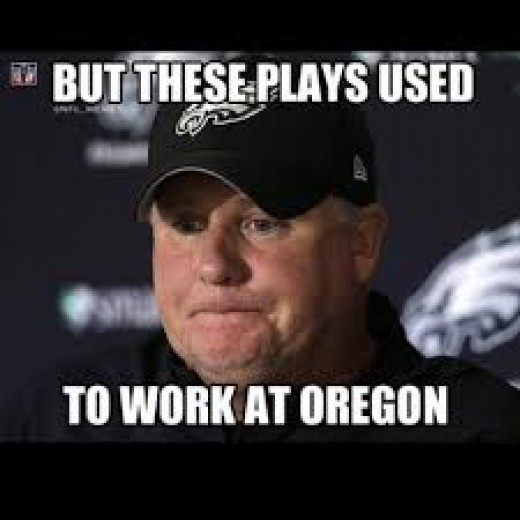 Philadelphia Eagles head coach Chip Kelly