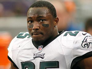 A frustrated Eagles RB LeSean McCoy had nowhere to run against the 49ers.
