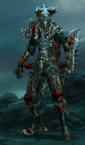 When fully geared in top tier items, your Demon Hunter will look BADASS!!!