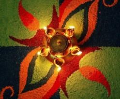 22 Rangoli Designs And Patterns
