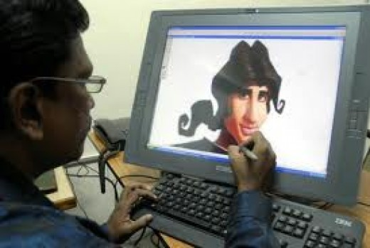 Make in India campaign also aims at providing job boost to the animation industry.