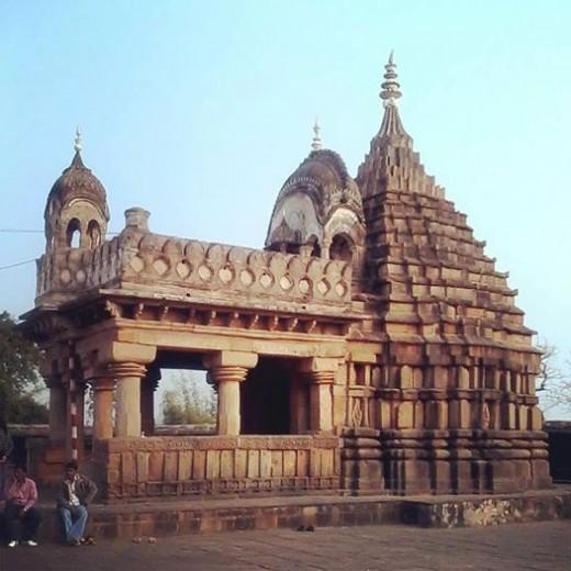 Chuasath Yogini Temple