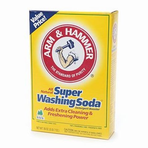 Powdered Washing Soda