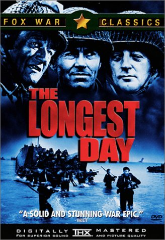 The Longest Day.Classic World War Two film.