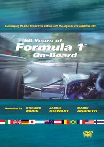 Fifty years of Formula One