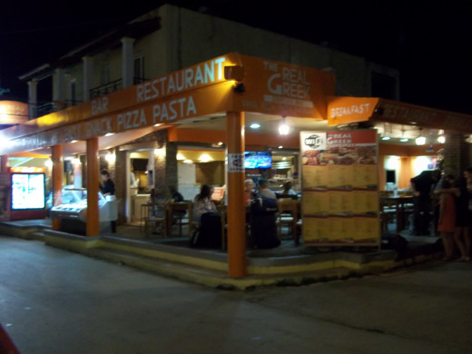 The Real Greek Soulvaki Restaurant