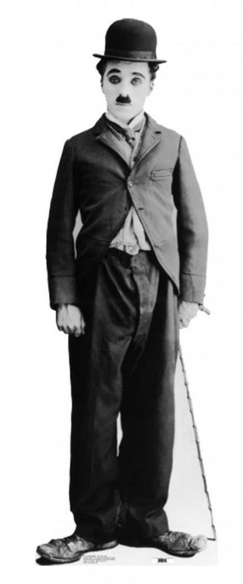 Charlie Chaplin, The Little Tramp