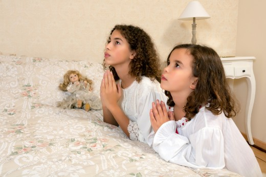 Use prayer positions that keep you attentive in prayer