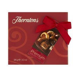 Thornton's Chocolate from England