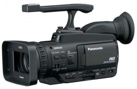 Panasonic Professional HMC40