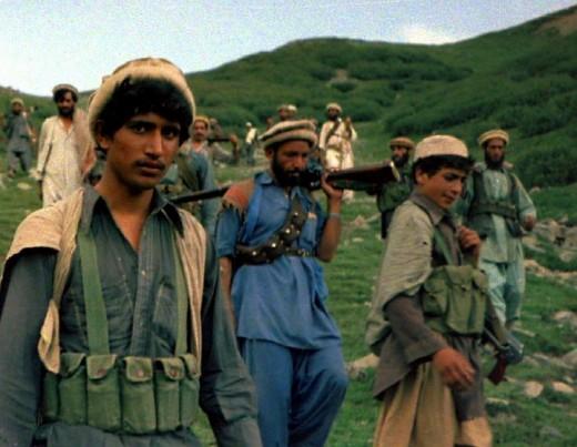 Afghan Muja