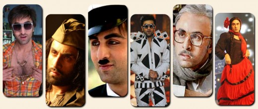 As our Bollywood Heartthrob, Ranbir Kapoor turns 32 today, we wish him a very Happy Birthday! Celebrate Ranbir's birthday with Biscoot Showtym as we get you his 18 different looks which define him as a versatile actor!