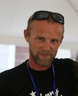 The Best Nordic Crime Thriller writer: Jo Nesbø and his Oslo series with Detective Harry Hole.
