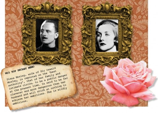 Diana Mitford & Oswald Mosley