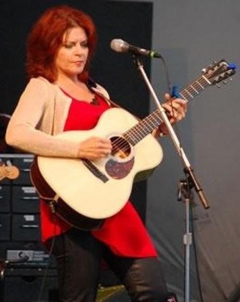 Rosanne Cash Vancouver Folk Festival 2011