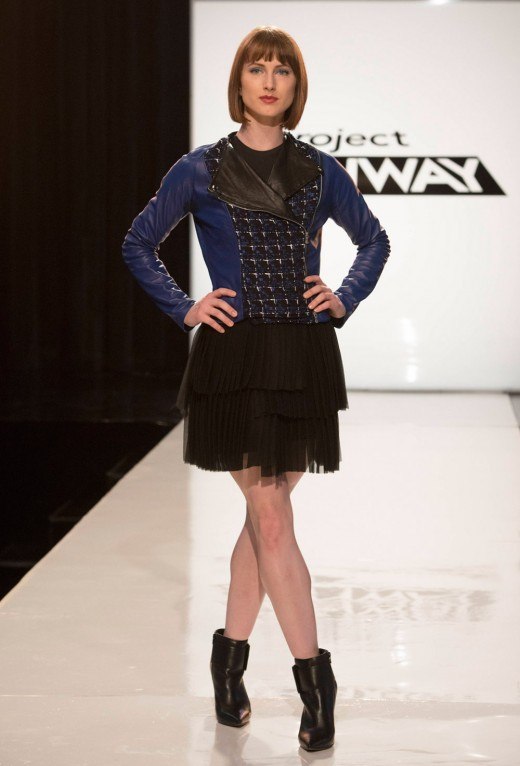 Korina Emmerich's Winning Runway Look