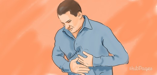 What causes stomach aches or cramps?