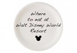 Where to Eat at Walt Disney World