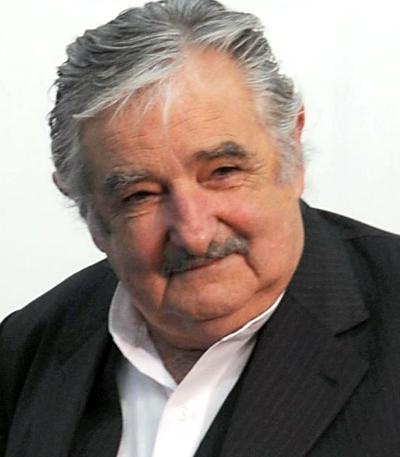 PRESIDENT JOSÉ MUJICA OF URUGUAY