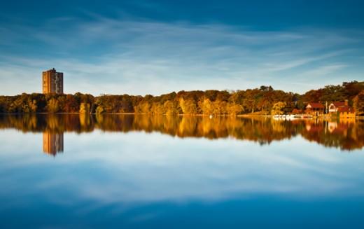 Jamaica Pond: Boston, MA