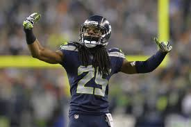 Richard Sherman and the Seahawks are back on top of the rankings.