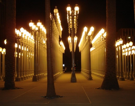 Las Angeles County Museum of Art: Las Angeles, CA