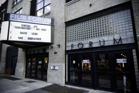 Film Forum: New York City, NY