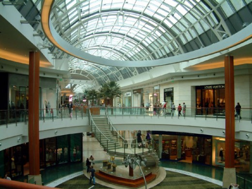 Mall at Millenia: Orlando, FL