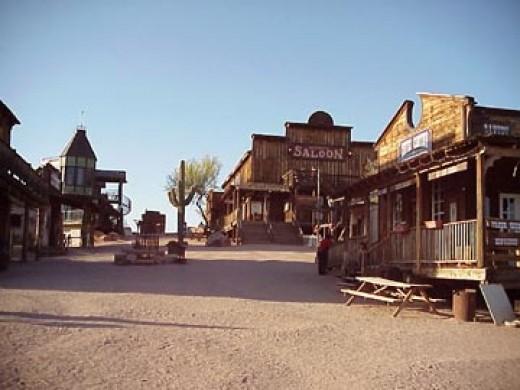 Goldfield Ghost Town: Phoenix, AZ