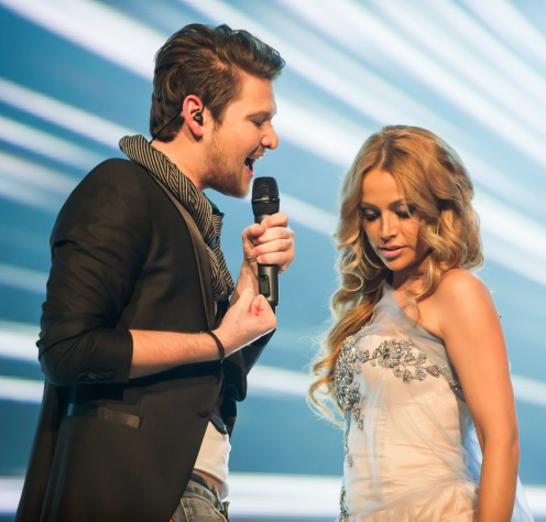 Ell & Nikki: Winners of the Eurovision Song Contest 2011 for Azerbaijan