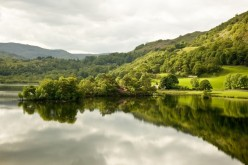Wordsworth's Lake District.