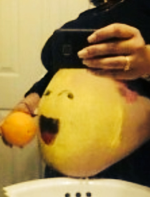 My Baby Bump Halloween 2010