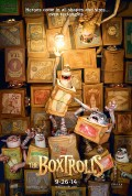 New Review: The Boxtrolls (2014)