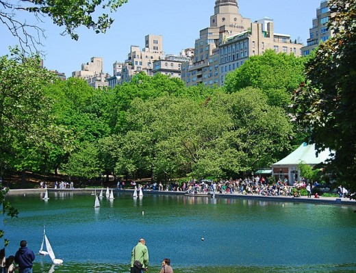 The park is a treasure trove of affordable family fun