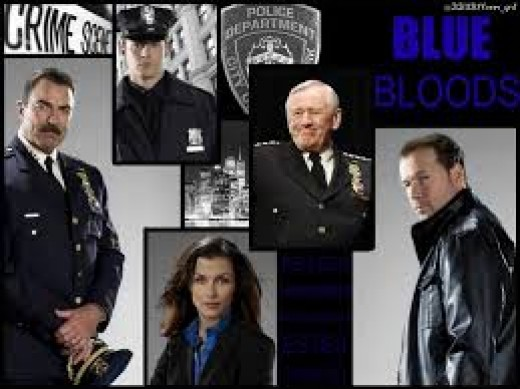 Forgive and Forget A family of Blue Bloods