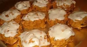 Pumpkins Cookies with Orange Frosting