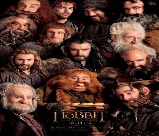 "A hobbit, a wizard, and dwarves, in a whole new quest - ""The Hobbit: An Unexpected Journey"""