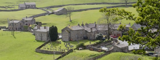 With its old school house by the road up to Tan Hill - now holiday accommodation - Keld nestles in the narrowing dale above Thwaite on the way to...