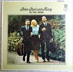 Peter Paul & Mary IN THE WIND