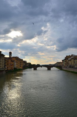 Florence Sunset by Tony DeLorger