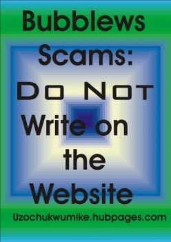 Bubblews Scams Writers