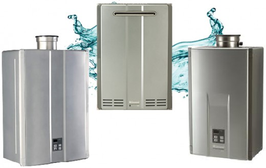 Best Propane And Natural Gas Tankless Water Heaters 2015