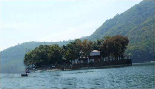 Barahi Temple Island